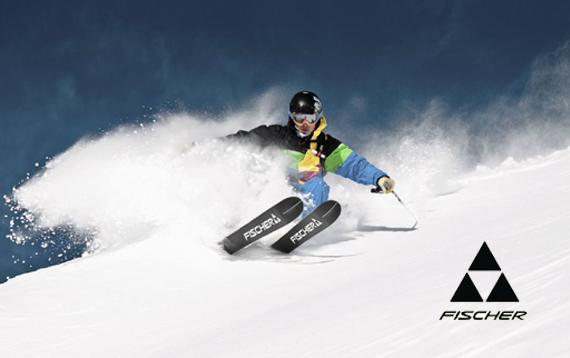 Fischer Ski Full Powder