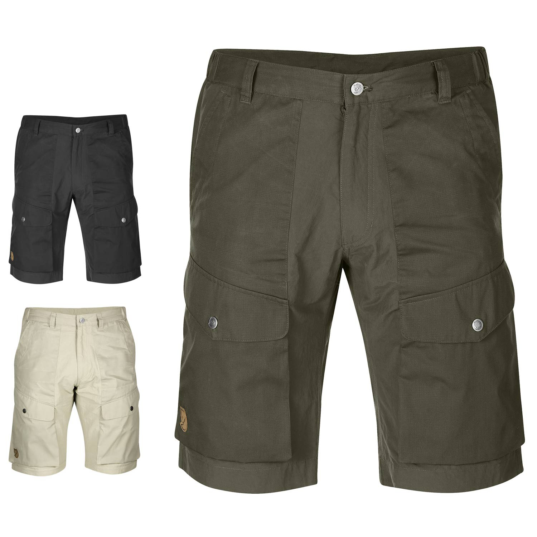 fj llr ven abisko hybrid shorts leichte trekkinghose. Black Bedroom Furniture Sets. Home Design Ideas