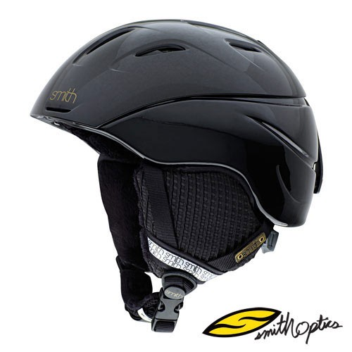 Smith Intrigue - Damen Snowboardhelm / Skihelm - 10/11