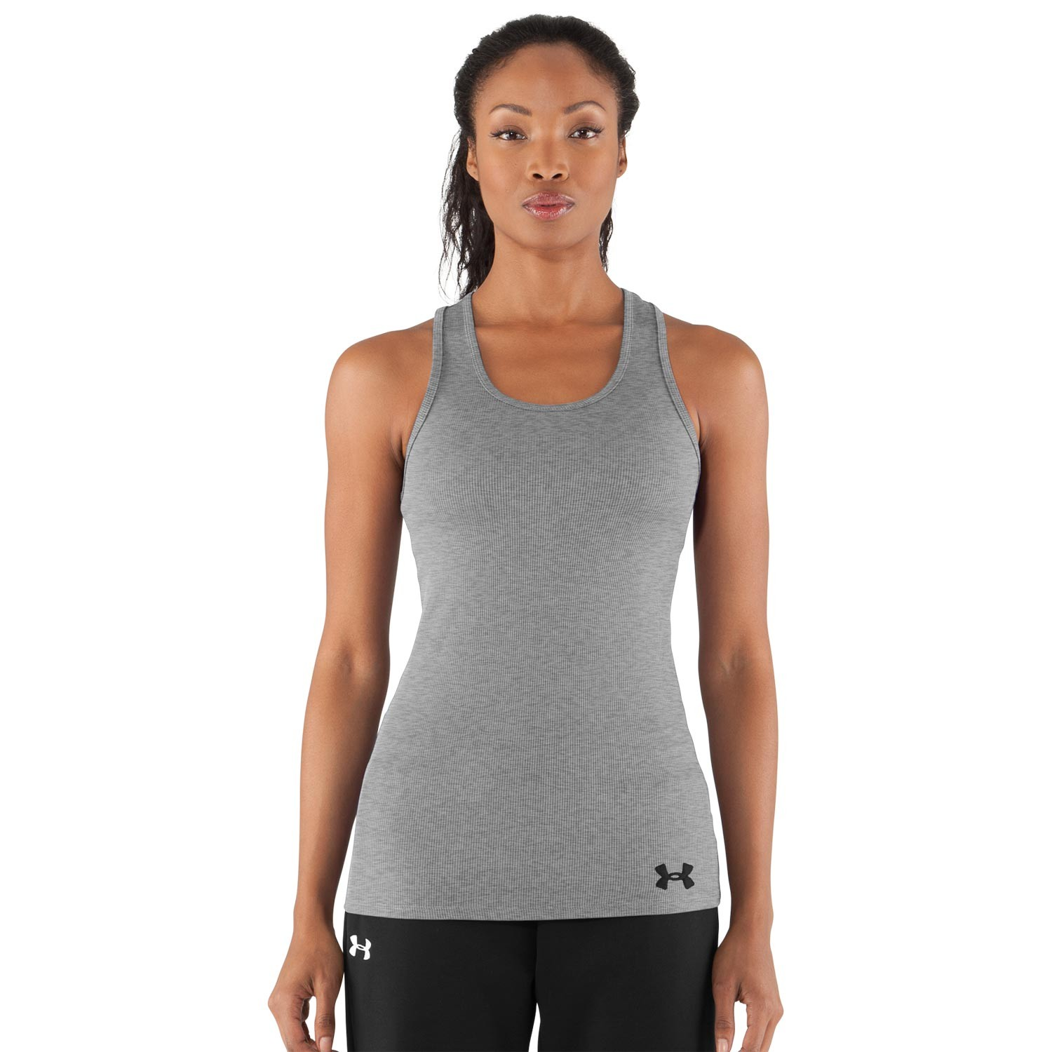 under armour damen victory tank fitted funktionsshirt tank top ebay. Black Bedroom Furniture Sets. Home Design Ideas