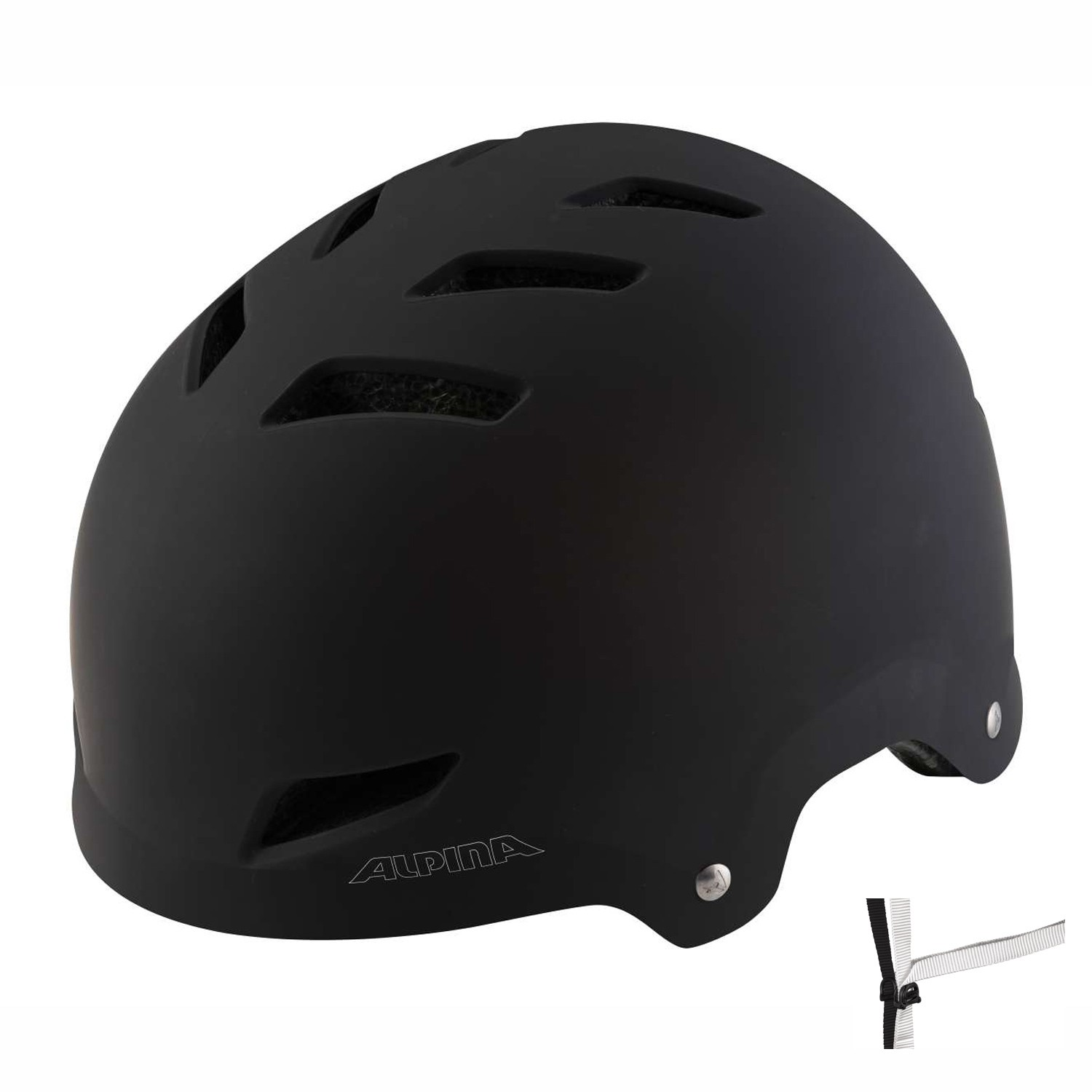 Alpina Park Junior BMX Helm Kinder Helm