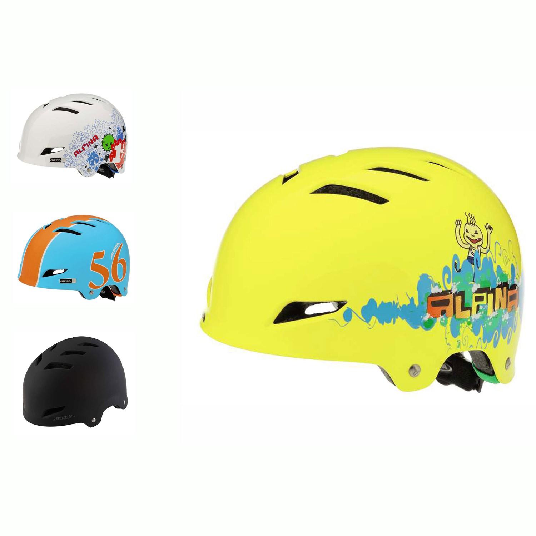 Das Bild wird geladen Alpina Park Junior BMX Helm Kinder Helm