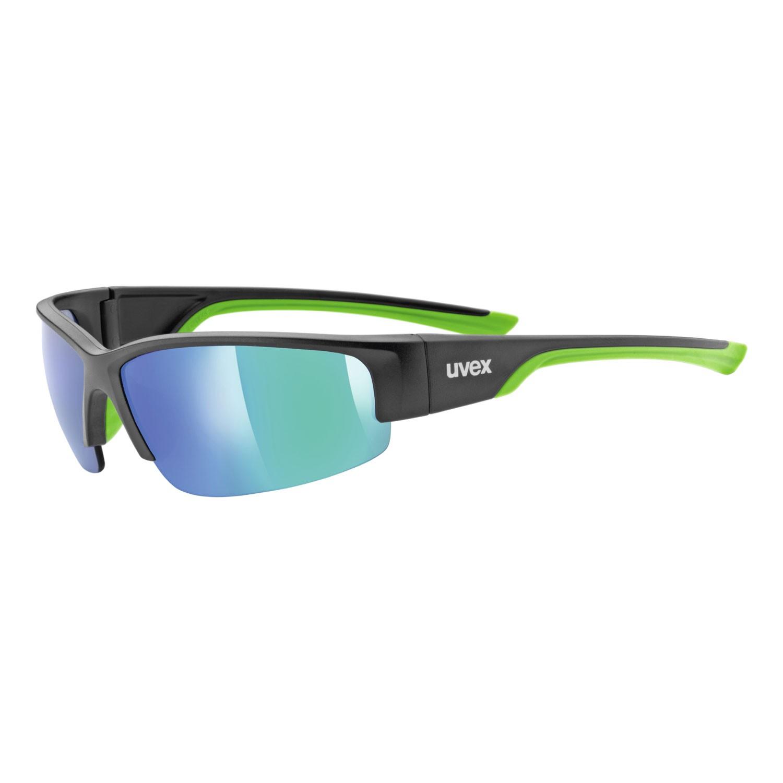 black iridium Brillen, Unisex: Oakley Fahhradklamotten. Radsportbrille ...