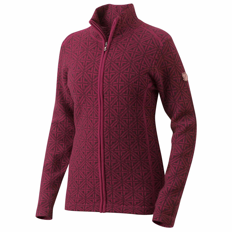 fj llr ven frost sweater damen fleecepullover. Black Bedroom Furniture Sets. Home Design Ideas