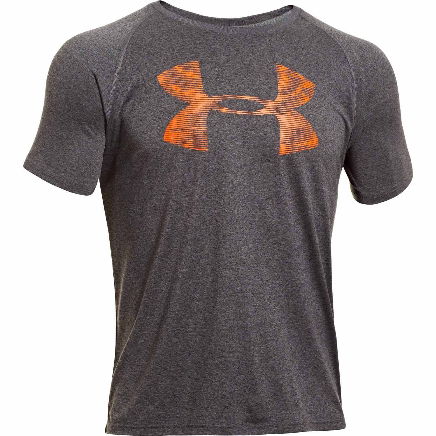 under armour reverb logo t funktions tshirt ebay