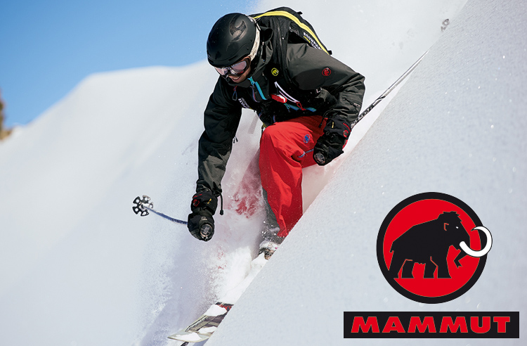 Mammut Winter Kollektion 2014