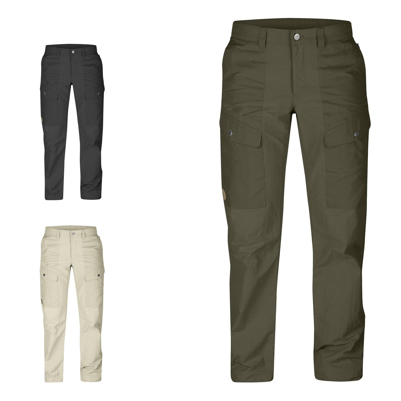 Fjällräven Abisko Hybrid Trousers W