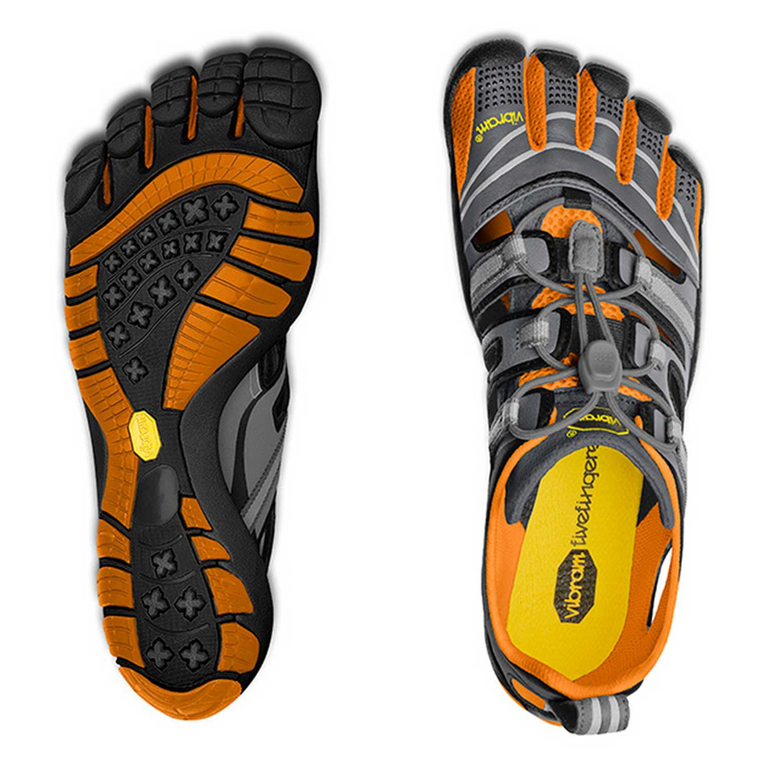 official photos fee89 3d85b ... france vibram fivefingers treksport orange gold 7a7f0 d62c4